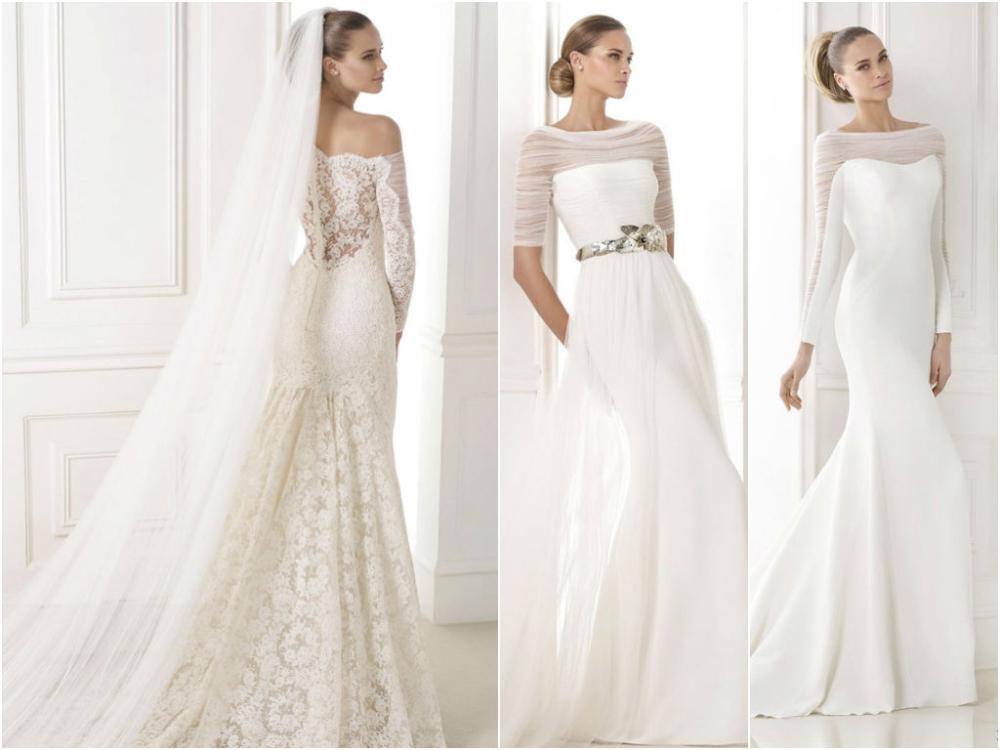 Свадебные платья стили и фасоны фото