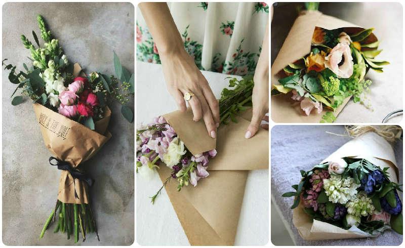 Мастер классы по упаковке цветов - ПОРС Стройзащита