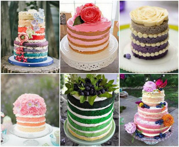 Как выбрать модный свадебный торт?