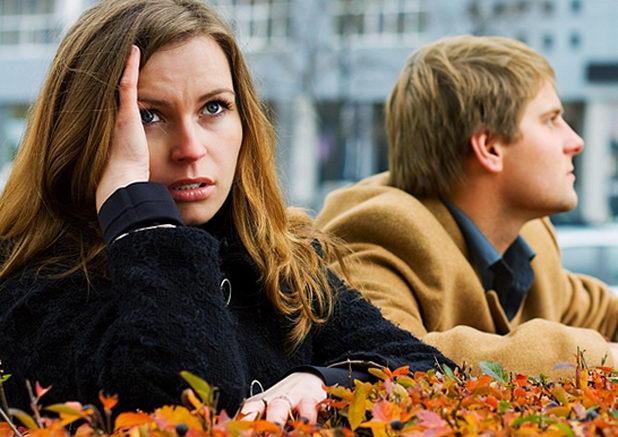 Спор с мужем