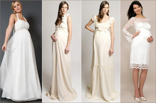 Свадебная одежда невесты