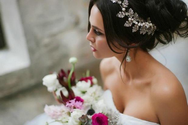 Какие выбрать аксессуары для невесты на свадьбу?