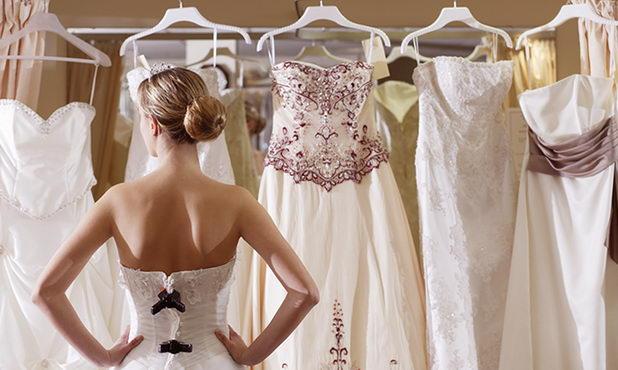 Советы, как подобрать свадебное платье