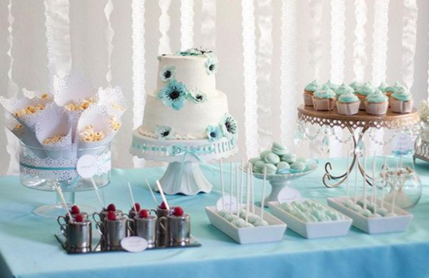 Как выглядит кэнди бар на свадьбу?