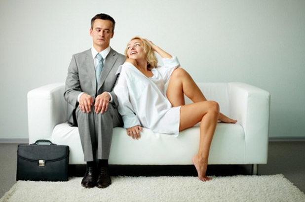 Тотальный контроль над парнем