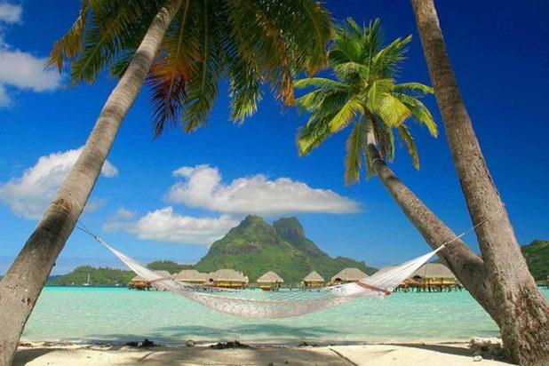 Гора на Маврикии