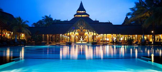 Отель для свадьбы на остраве Маврикий