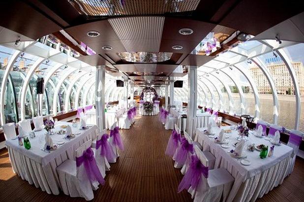 Популярное место проведения свадьбы