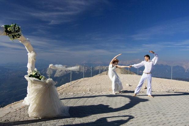 Лучшая свадьба в Турции