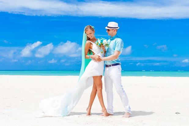 Подготовка жениха к свадебному путешествию