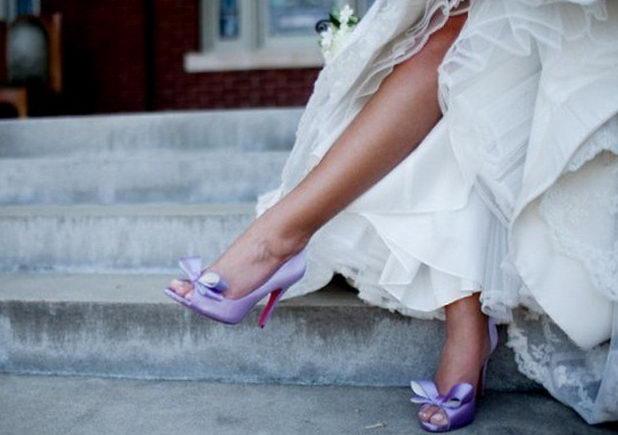 Свадебные туфли для невесты, какие лучше выбрать?
