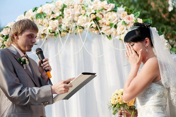Клятва на свадьбе