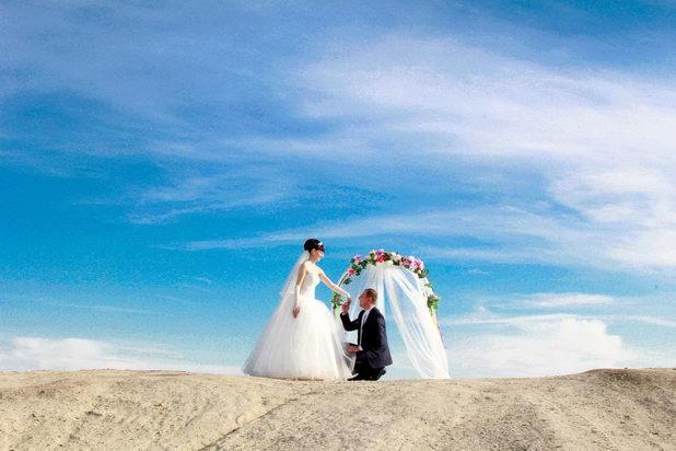 Когда браки заключаются на небесах