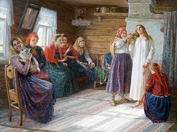 Невеста на Руси