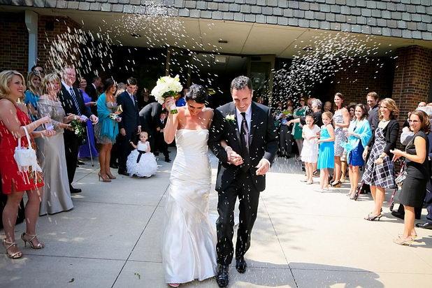 Пшеница на свадьба