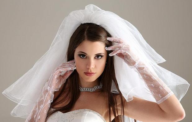 Как сшить красивую фату для невесты?
