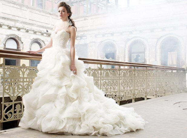Какие самые модные свадебные платья?