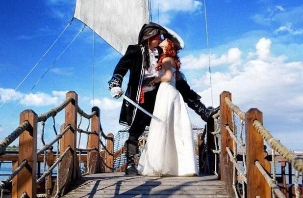 Жених пират