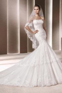 Горячее платье в стиле фламенко