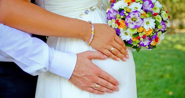 Регистрация брака при беременности: нюансы, тонкости