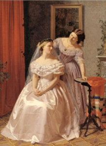 Невеста 19 век