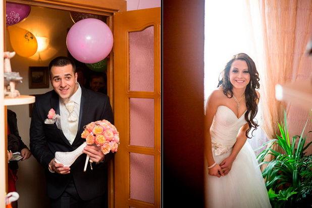 Обряд выкупа невесты: 2 возможных сценария