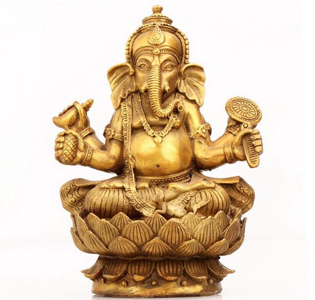 Индийский бог богатства