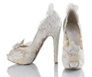 Идеальные туфли на свадьбу