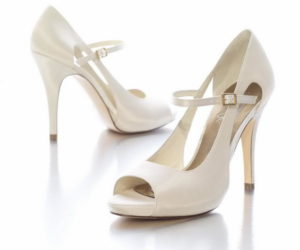 Элегантная обувь для невесты