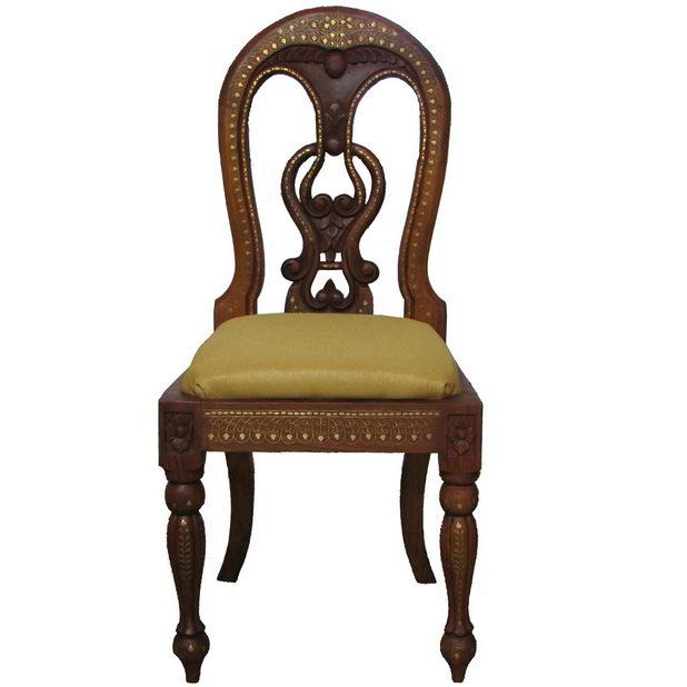 Подарить мужу на 5 лет свадьбы стул со спинкой