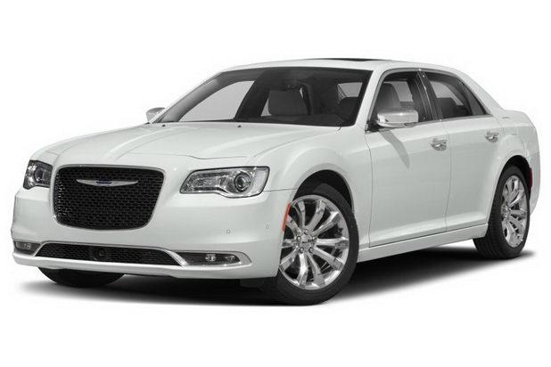 Chrysler 300C - комфортный авто на свадьбу
