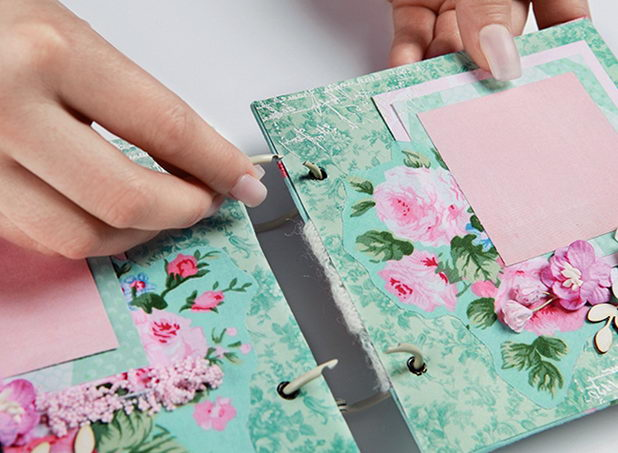 Как сделать свадебный фотоальбом своими руками?
