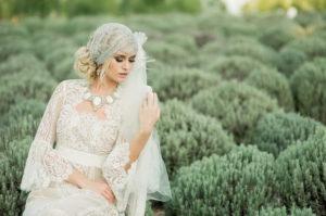 Невеста в стиле бохо