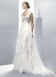 Платье ампир для невесты
