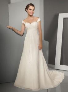Платье ампир на свадьбу