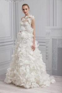 Платье с декором