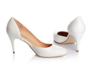Туфли-лодочки для невесты
