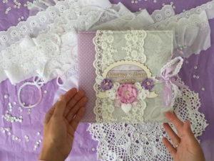 Делаем свадебный фотоальбом