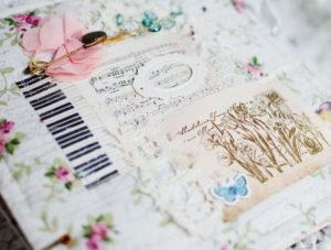 Оформление свадебного фотоальбома
